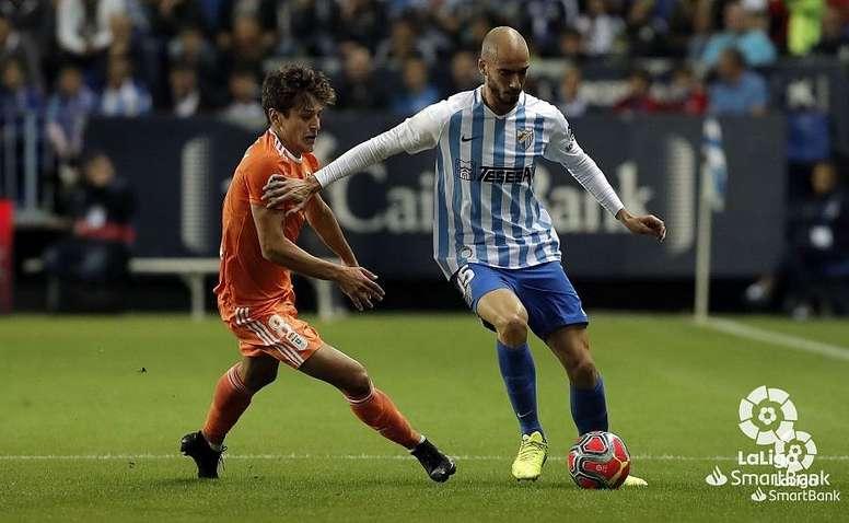 El Málaga quiere volver a ganar en casa. LaLiga