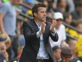 E vão duas rondas, zero derrotas para o técnico português. Twitter/WatfordFC