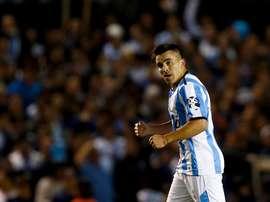O argentino de 25 anos é o maior investimento, até ver, desta temporada. Twitter7maisfutebol