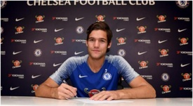 Alonso has committed his long-term future to the 'Blues'. Chelsea