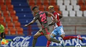 Marcos André ha firmado una notable campaña en Segunda. LaLiga
