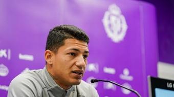 Valence fait une offre de huit millions pour Marcos André. RealValladolid