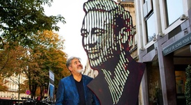 L'explication à la sculpture temporelle de Neymar à Paris. LeParisien