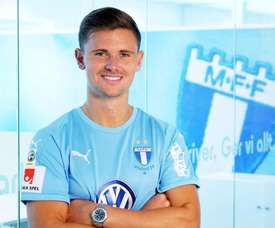 Antonsson rejoint Malmö. MalmoFF