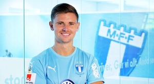 Antonsson has joined the Swedish side on a permanent deal. MalmoFF