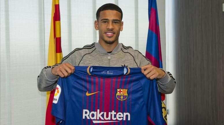 McGuane llegó al Barça, pero no cuajó. FCBarcelona