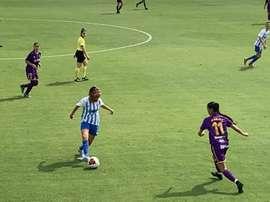 El Málaga femenino al menos rescató un punto. BeSoccer