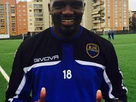 Mariga now plays for Serie B side Latina. Twitter