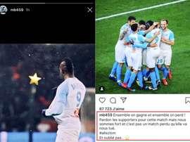 Balotelli s'est moqué du PSG. Balotelli