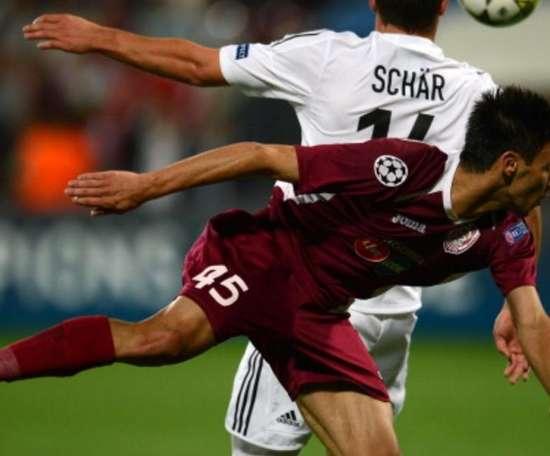 Le Portugais Mário Camora jouera avec la Rouamanie. AFP