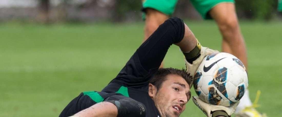 Mario Fernández est de retour. Osasuna