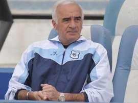 El argentino se ha convertido en un nuevo seleccionador. Twitter
