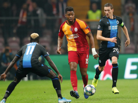 O Galatasaray quer contar com Lemina além de junho de 2020. GalatasaraySK