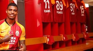 L'étape de Lemina en Turquie touche à sa fin. Galatasaray