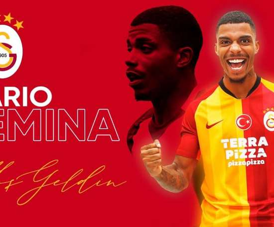 Lemina will be at Galatasaray for the next nine months. Galatasaray