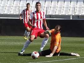 El jiennense vuelve al campeonato griego. UDAlmeriaSAD