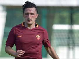 Roma's Mario Rui will play for Napoli. ASRomaOfficial