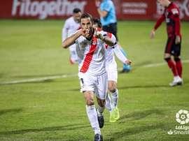 Mario Suárez hizo el 0-2 de penalti. LaLiga