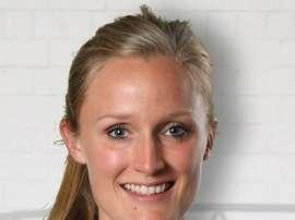 Marisa Ewers will be leaving Bayer Leverkusen Ladies this summer. Twitter