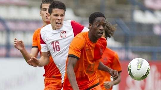 Mariusz Stepinski pourrait jouer pour Nantes la saison prochaine. UEFA