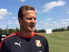 Mark Cooper deja el Notts County. Swindontownfc