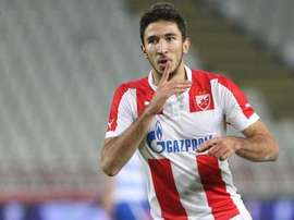 Marko Grujic is fighting off the ladies now that he's signed with the Premier League. Twitter