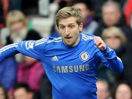 El jugador dejará en breve el Chelsea con rumbo a Grecia. Chelsea