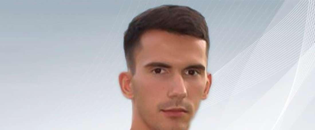 El serbio ya luce la camiseta del conjunto ruso. FCTosno