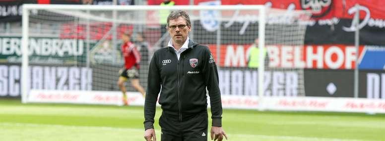 Markus Hanke, nuevo entrenador del Ingolstadt. FCIngolstadt