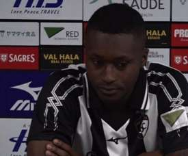 Portimonense a officialisé l'arrivée de Marlos Moreno. Capture/FOX Sports