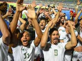 Marocains, alliés inattendus de l'Algérie. EFE