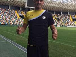 El centrocampista vuelve a la que fue su casa. Al-Ahli