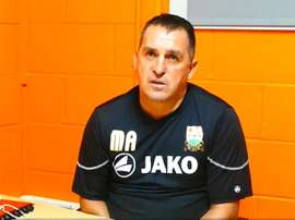 Martin Allen no terminará la temporada en el Eastleigh. BarnetFC