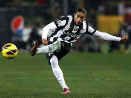 Martín Cáceres' contract will expire with Juventus this summer. Twitter