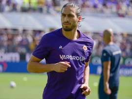 Cáceres tested positive. ACFFiorentina