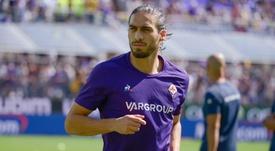 Cáceres podría ser uno de los positivos de la Fiorentina. ACFFiorentina