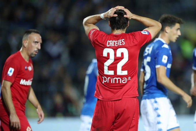 Los futbolistas tienen más posibilidades de desarrollar problemas mentales. ACFFiorentina