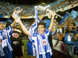 Martín Posse ganó varios títulos con el Espanyol. EFE