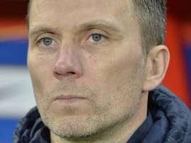 Martin Reim, nuevo seleccionador de Estonia. AFP