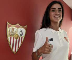 El Sevilla ha estrenador su marcador gracias a Piemonte. Sevilla
