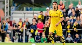 O Borussia começa a pré-temporada com um 10 a 0. Twitter/BlackYellow