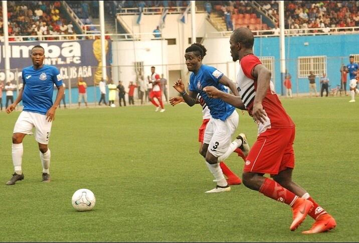 Lobi Stars are top. Twitter/EnyimbaFC