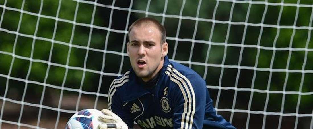 El croata Matej Delac dejará el Chelsea sin debutar. ChelseaFC