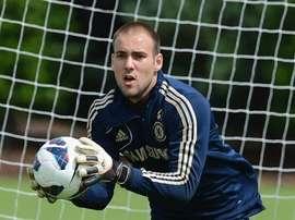 Matej Delac llegó a Stamford Bridge en 2010. ChelseaFc