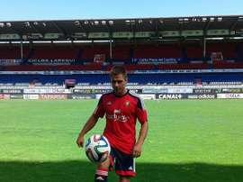 Matej Pucko sale de la enfermería tras recuperarse de su lesión. Twitter