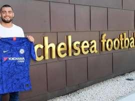 Kovacic rejoint définitivement Chelsea. ChelseaFC