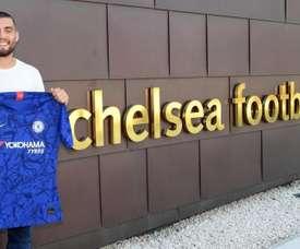 Kovacic em definitivo no Chelsea. ChelseaFC