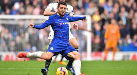 La sanción al Chelsea afecta a Kovacic. AFP