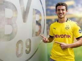 Mateu Morey a repoussé une offre du Bayern et de la Juventus. BVB