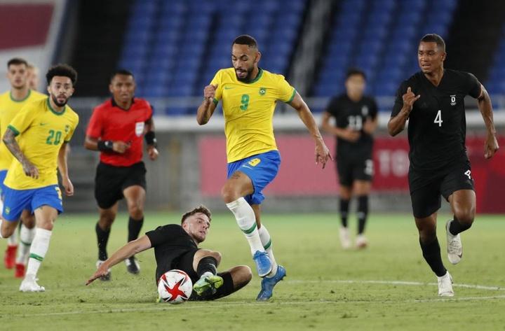 Bielsa quer Matheus Cunha no Leeds. AFP
